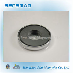 Permanent Ceramic Pot Magnet, Cup Magnet, Rb80 pictures & photos