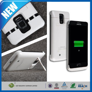 4800mAh Backup External Rechargeable Battery Case for Galaxy S5