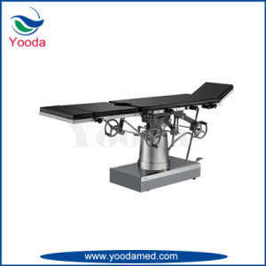 Height Adjustable Manual Operating Theatre Table pictures & photos