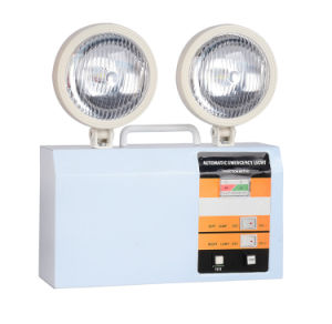 Wall Mounted Battery Up Rechargeable Led Emergency Lights For Home