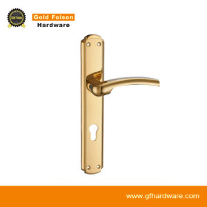 Zinc Material for Decorative Door Handle (P155-Z149) pictures & photos