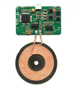 Qi Wireless Charger Transmitter Module with PCBA pictures & photos