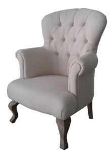 China Classic Leisure Chair Home Furniture Single Sofa Chair Yf1855