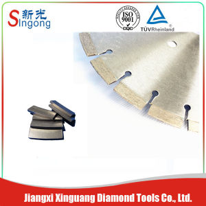 Construction Tool Parts Type Diamond Segments pictures & photos