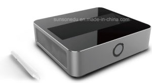 800 Lumen LED Ultra-Short Focus Android Interactive Projector pictures & photos