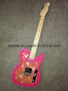 Popular Paisley Quality Tele Electric Guitar
