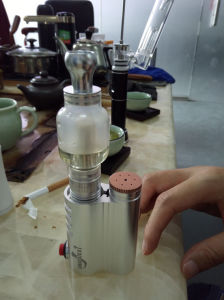 Most Popular Jurassic Dry Herb Hookah Vaporizer pictures & photos