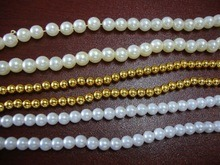 Plastic Pearl Round Bead pictures & photos