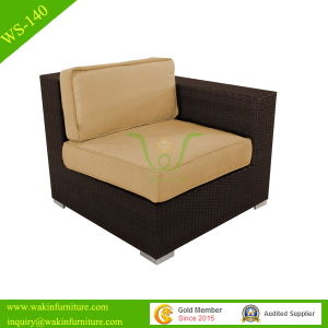 Hot Sale Outdoor Furniture Rattan Garden Square Sofa
