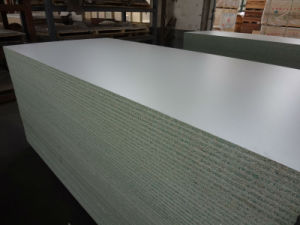 Laminated White Chipboard Waterproof, Waterproof White Chipboard in Sale! pictures & photos