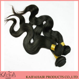 Hair Extension Brazilian Virgin Hair Weaving (KF-B-284)