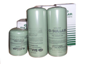 Sullair Air Compressor Air Filter 250025-525 Oil Filter pictures & photos