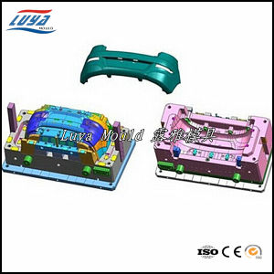 Hi-Q Plastic Mould for Car Bumper / Auto Bumper