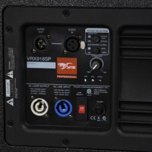 Vrx918 Active DJ Equipment Subwoofer Box pictures & photos