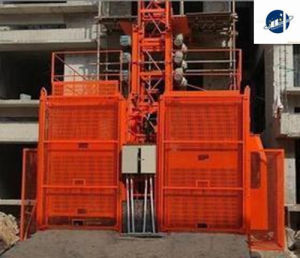Hy Electric Lifting Hoist Construction Electric Hoist Winch pictures & photos