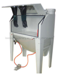 350L 90gallon Front Door Sandblast Cabinet Ld-D02350 pictures & photos