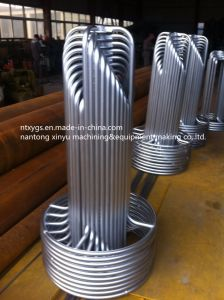 Factory Outlet Silvery Round Base Steel Wire Carrier pictures & photos