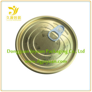 Hot Sale 401/99mm Tinplate Easy Open End Eoe for Mango Pulp or Puree pictures & photos