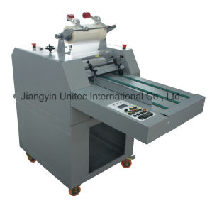 2016 New Products Thermal Roll Laminator Sh-380