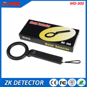 Security Products Metal Detector Manufacturer Police Equipment