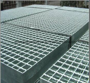 Galvanized Steel Grating Catwalk Platform