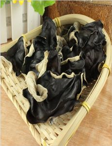 Dried White Back Black Fungus Mushroom pictures & photos