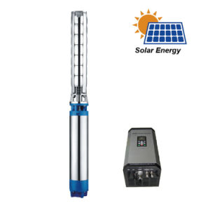 Huge Solar Pump System 10ssp125 Series