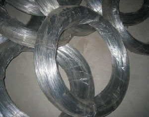 Swg 22 Gauge Electric Galvanized Iron Wire *25kg/Coil pictures & photos