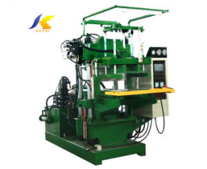 Auto Vacuum Skeleton Oil Seal Vulcanizing Press Machine