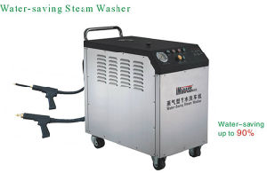 Water-Saving Steam Car Washer for Automobile Decoration Shop pictures & photos