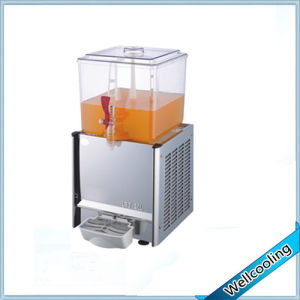 Single Tank 20liters Refrigerated Juicer Drink Dispenser Machine pictures & photos