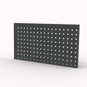 8 PCS Perforated Panel; Tool Cabinet