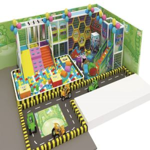 Hot Selling China Professional Manufacturer Indoor Playground