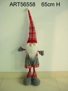 Merry Christmas Decoration Standing Santa-1asst pictures & photos