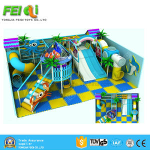 New Indoor Playground Equipment, Jungle Gym Indoor Playground for Kids
