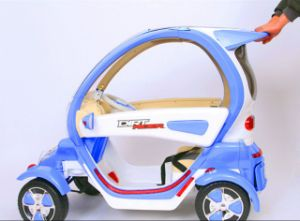 2017 Newest Style Kids Car Ride-on Car with Swing pictures & photos