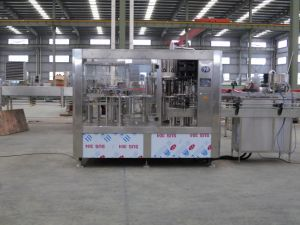 Automatic Filling Machine Monoblock Equipment with Capacity 8000b/H pictures & photos
