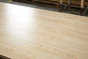 12mm Pressed U-Groove Lamiante Flooring pictures & photos