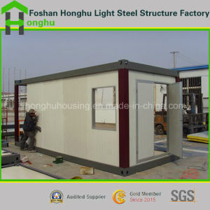 High Quality Chinese Container House Modular Design pictures & photos
