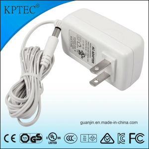 12V/1A/15W Adapter Standard Plug with UL Certificate