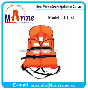Orange Color Personalized Life Jacket Vest for Sale pictures & photos
