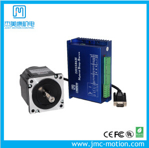 Closed Loop 12nm NEMA 34 Stepper Motor System 2HSS86h 86j18156ec-1000 pictures & photos