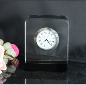 Hot-Selling Fashion Crystal Clock (KS06053) pictures & photos