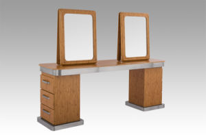 Double Sides Mirror Station with Drawer at Two Sides (MY-B063) pictures & photos