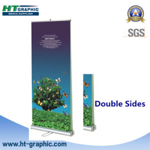 Double Sides Portable Roll up Display Stand