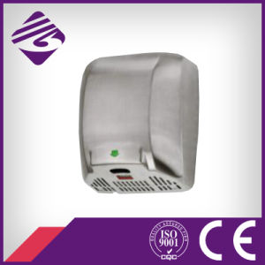 Small Silver Stainless Steel Hand Dryer (JN72009)