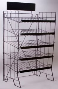 Metal Retail Wire Show Garment/Clothes/Colthing Display Rack pictures & photos