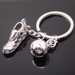 OEM Newest Fashion Mini Football Keychain pictures & photos