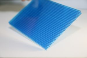 Lexan Bayer UV Protection Honeycomb Polycarbonate Sheet