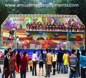 Mantong Outdoor Rock Cruncher Amusement Park Equipment for Sale pictures & photos